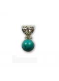 Pendentif pierre en turquoise