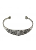 Bracelet TOUAREG berbere argent