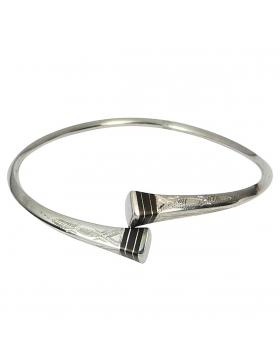 Bracelet Touareg croisé