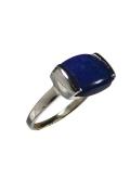 Bague en argent et lapis lazuli