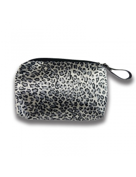 Trousse - pochette léopard femme