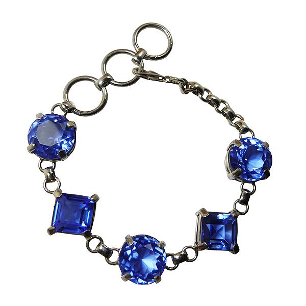 Bracelet quartz de siberie - pierres fines