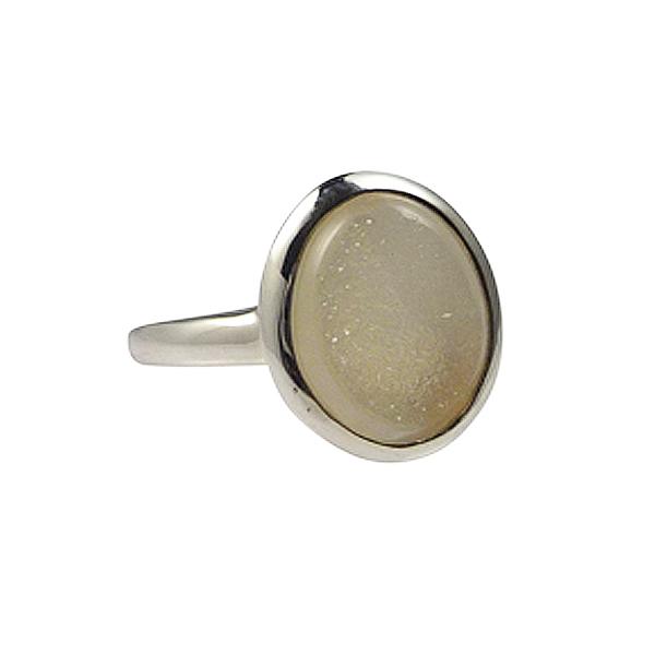 bijoux en pierre semi precieuse, agate drussite