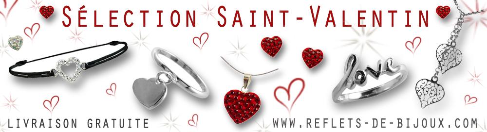Bijoux Saint Valentin  cliquez ici pour voir plus de bijoux pour la Saint valentin